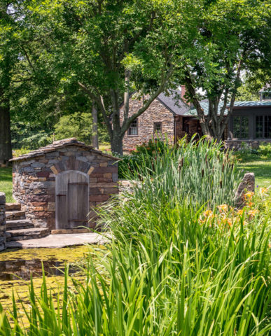 Bucks County renovation and addition