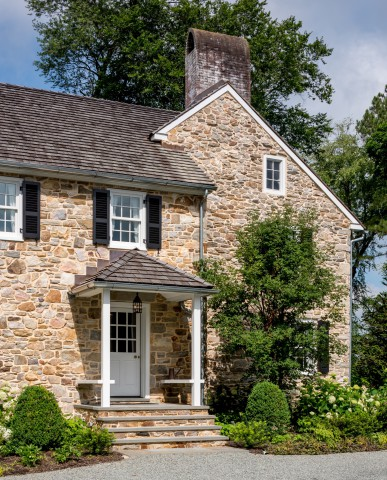 Chester County addition and renovation