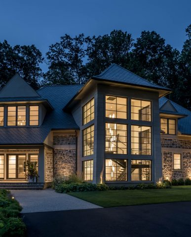 contemporary architecture new construction chadds ford