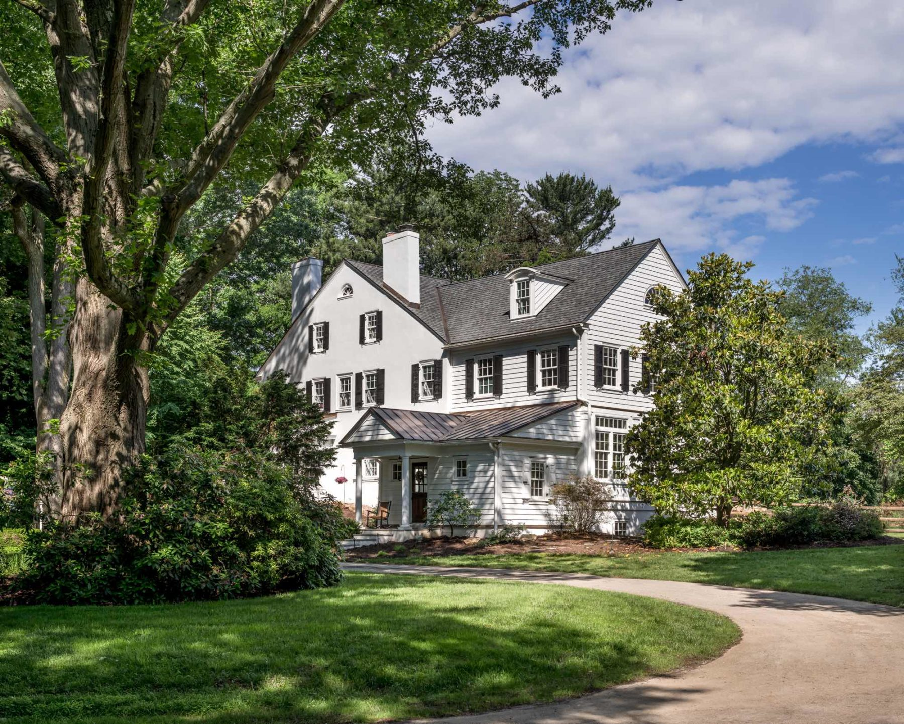 Newtown Square addition and renovation